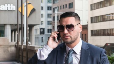 Salim Mehajer is accused of breaching electoral funding disclosure laws.