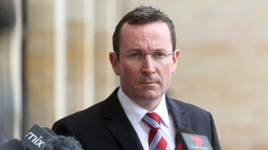 Opposition leader Mark McGowan supports the introduction of medical marijuana for those with terminal illnesses.