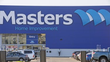 Woolworths is pulling the plug on the loss-making Masters chain.