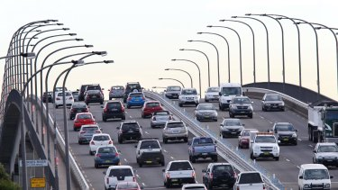 Even small reductions in congestion can produce large benefits.
