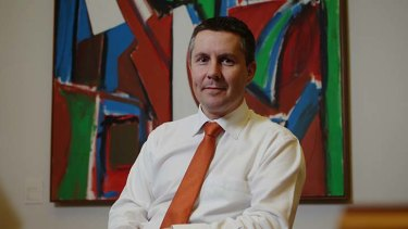 New Climate Change Minister Mark Butler.