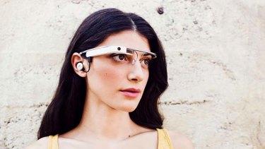 2.0: Google Glass' new look.