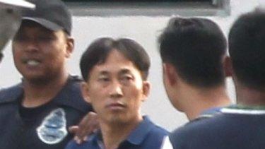 Ri Jong-chol, the North Korean man in Malaysian police custody over the killing of Kim Jong-nam.