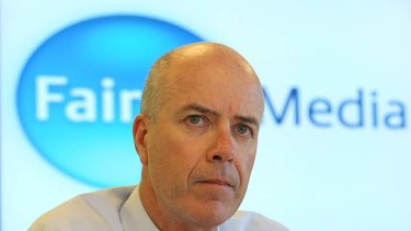 Fairfax CEO Greg Hywood: Gifted writer and commentator will be sorely missed.