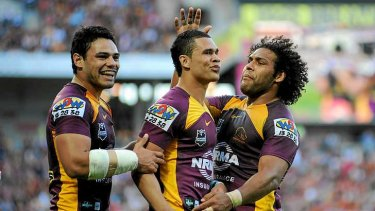 The Brisbane Broncos generated $32 million in football-related revenue last year.