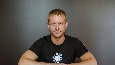 Alec Lynch of freelance graphic design service website DesignCrowd.