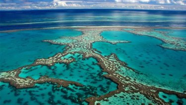 Great Barrier Reef sponsorship is now up for grabs.