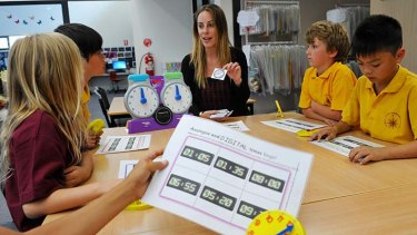 Numbers game ... maths education is a two-way street.