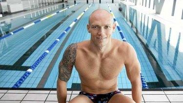 Swimmer and businessman Michael Klim continually adjusts his work-life balance.