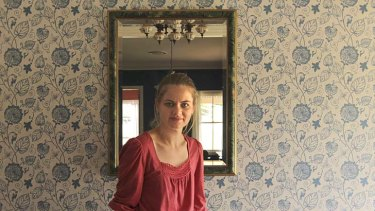 Surprising rise: Kate Welshman will write an Anais Butt sequel.