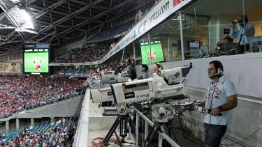 AFL broadcast rights - not as assured now?