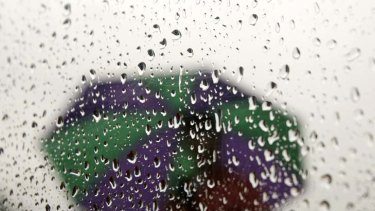 Keep your umbrella out...rain is forecast for Perth for most of the rest of the week.