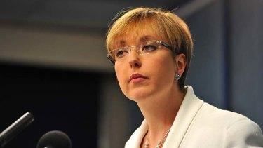 Tasmanian Premier Lara Giddings is signing up to the schools funding plan.