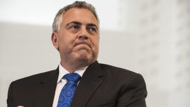 Treasurer Joe Hockey's task may be complicated by parliamentary opposition to his budget plans and falling mining exports.