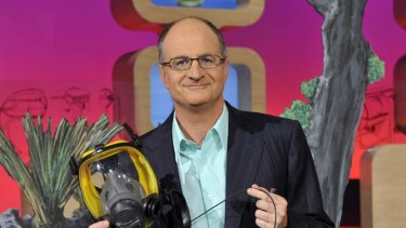 On the chopping block ... the ABC's <em>The New Inventors</em> is in its last season.