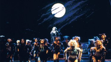 <i>Cats</i> helped usher in a new era for Australian musicals.