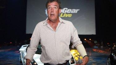 Twitter abuse ... Jeremy Clarkson.