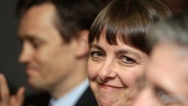 Nicola Roxon ... Australia's first female Attorney-General.