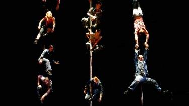Graduates from Australia's National Institute of Circus Arts.