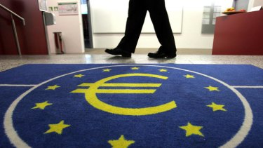 As debt crisis rages, the European Commission has warned of a damaging economic slowdown next year.