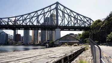 The LNP will revive plans, previously scuttled by the Labor Government, to build a hotel at the Howard Smith Wharves.