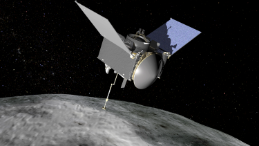OSIRIS-REx is due to reach Bennu by 2018 and return to Earth by 2023