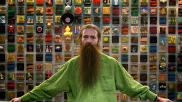 New world order: Aubrey de Grey.