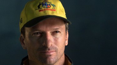 Steve Waugh has his sights set on a publishing career.