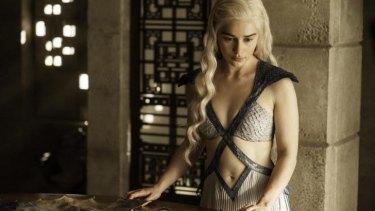 Recaps of <I>Game of Thrones</I>, starring Emilia Clarke as Daenerys Targaryen, prompt lively online debate.