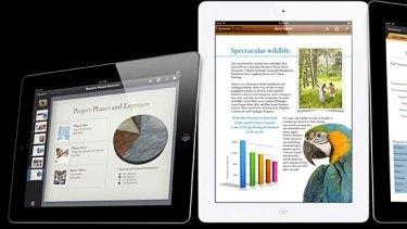 Delightfully elegant ... Apple iWork for iPad.