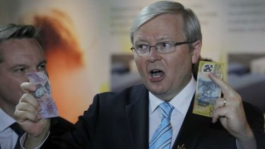 Noteworthy: The Rudd government has retained a playing field that favours the incumbent.
