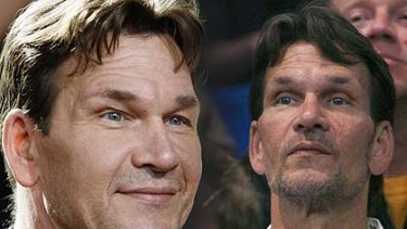 Patrick Swayze ... ravaged by pancreatic cancer so quickly.