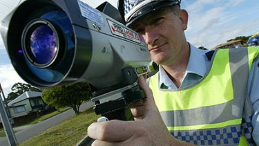 Thousands of WA motorists have been stung in a speeding blitz on the Kwinana Freeway.