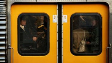 Packed in ... RailCorp operations are becoming increasingly centralised.