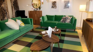 Swedish style: IKEA's quirky, colourful and now discounted furniture is in growing demand.