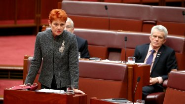 All these years later, the time of the small parties - including Pauline Hanson's One Nation - has arrived with a vengeance.