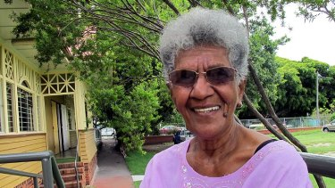 """Musgrave Park Cultural Centre Inc committee member """"Aunty"""" Valda Coolwell."""