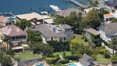 Altona at Point Piper was sold last year for $52 million. Its owner resides in Melbourne.