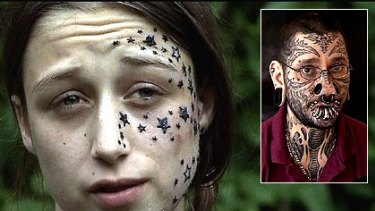 Girl Who Said She Woke Up With 56 Tattoos On Her Face Admits Lying