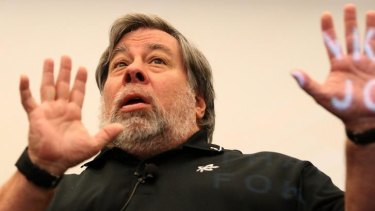 Apple co-founder Steve Wozniak will join UTS in December