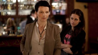 Juliette Binoche and Kristen Stewart are superb in <i>Clouds of Sils Maria</i>.
