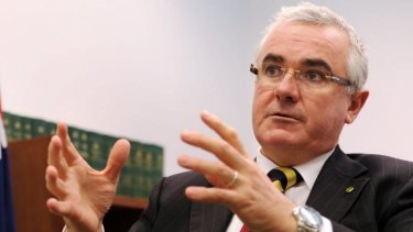 'We've taken sides': Andrew Wilkie.