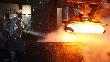Chinese mills expect the heat to go out of demand for steel.