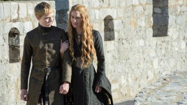 But mummy, I want to get married ... Is Cersei losing her grip on Tommen?