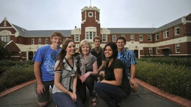 Ballarat Clarendon college students Benjamin Shepherd, Jessica Oxlade, Abbey Steggall, Samuel McDonald, Mehul Srivastava and Hamish Lanyon all scored more than 99 in their VCE.