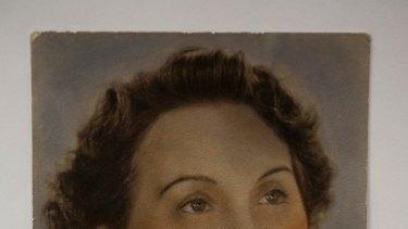 Peter Halas' grandmother.