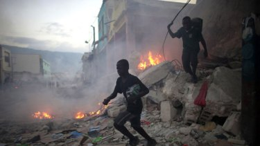 The Haiti earthquake is a timely reminder to ensure we are prepared for the next disaster.