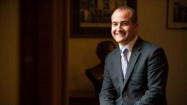 Victorian Education Minister James Merlino.