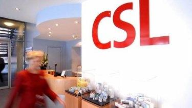 Hopeful: CSL headquarters in Parkville, Melbourne.
