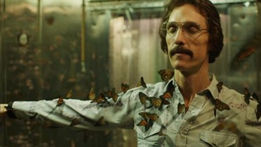 McConaughey shed 21 kilograms to play Ron Woodroof in
